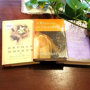4 for $25! Lot of 3 Great Books 📚